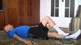 Упражнения с бутылкой для позвоночника Alexander Zakurdaev