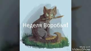 Неделя Воробья чит опис