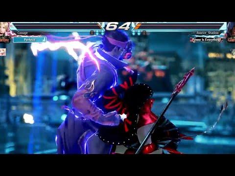 2458 - Tekken 7 - Coouge (Lucky Chloe) vs...