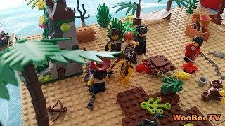 LASTENOHJELMIA SUOMEKSI - Lego city - Suopoliisi ratkaisee - osa 6