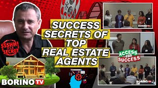 SUCCESS SECRETS OF TOP REAL ESTATE AGENTS - What