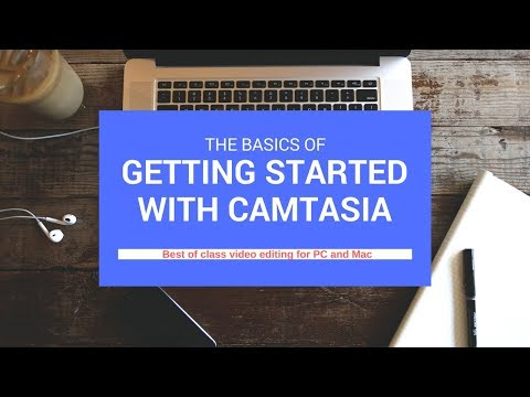 Camtasia how-to intro video:  Recommended small business resources