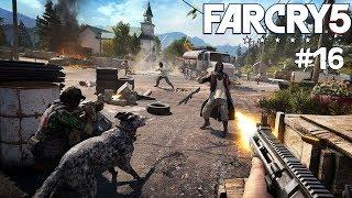 FAR CRY 5 : #016 - Wack's Fahrkünste - Let's Play Far Cry 5 Deutsch / German
