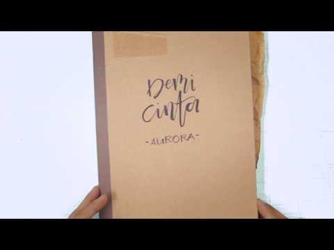 Aurora - Demi Cinta (Official Lyric Video)