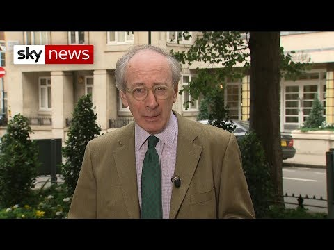 Rifkind: 'It would be disastrous if China intervenes in Hong Kong'