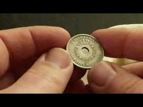 Free  norwegian coin from 1925 to Kosovo.