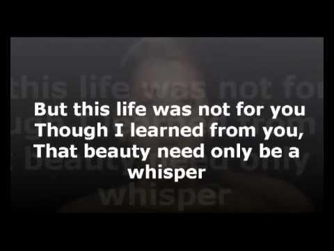 I Cried for You - Katie Melua - Karaoke Version
