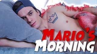 Following Mario Adrion's Morning Routine | Happier Lifestyle | Absolutely Blake
