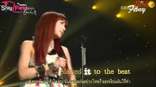 [Karaoke] Rolling in the deep - Tiffany SNSD (Eng Lyric & Thai Translate)