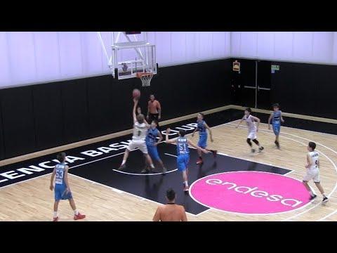 Beñat Etxeberria, el joven líder del Gipuzkoa Basket GBC