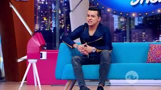 Yeison Jimenez en The Suso