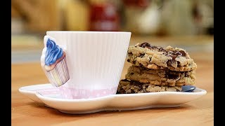 Damla Çikolatalı Kurabiye - Semen Öner - Yemek Tarifleri