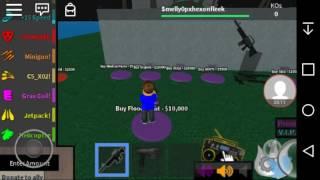 2 plr pistola fábrica roblox
