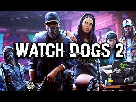 Фильм WATCH DOGS 2 (полный игрофильм, весь сюжет) [1080p]