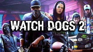 """Фильм """"WATCH DOGS 2"""" (полный игрофильм, весь сюжет) [1080p]"""