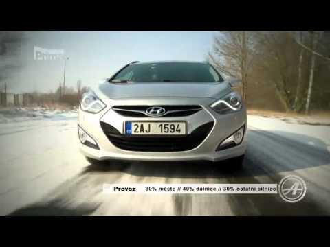 Test Hyundai i40