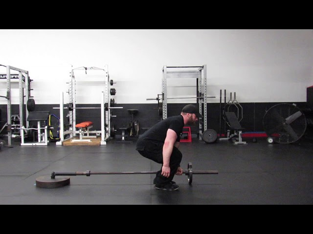 LANDMINE ALTERNATING CLEAN AND PRESS