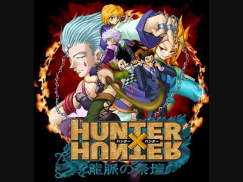 Hunter X Hunter - Kaze No Uta Instrumental - ORIGINAL SONG