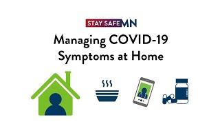 Managing COVID-19 Symptoms at Home