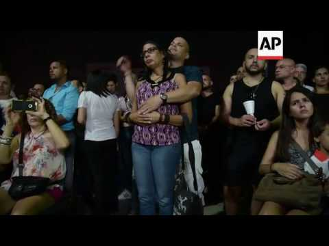 Puerto Rico mourns victims of Orlando shooting