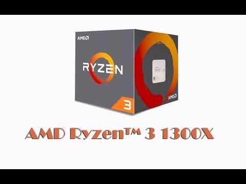 AMD RYZEN очень мини обзор...