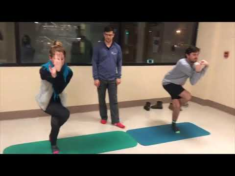 Motor Learning Project - Eagle Pose