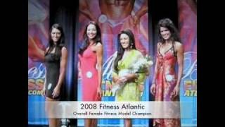 Overall Female Fitness Model Champion