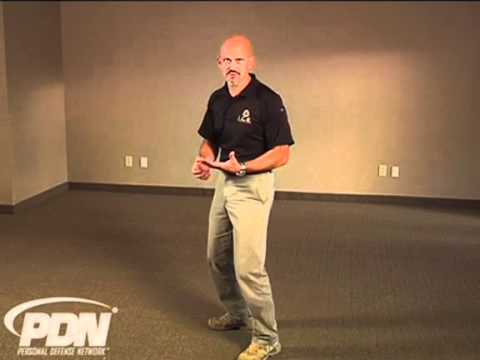 Personal Defense Tips: Firearms Training - Lower Your Center of Gravity in Response to a Threat