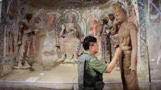 Cave Temples of Dunhuang: Buddist art on China's Silk Road