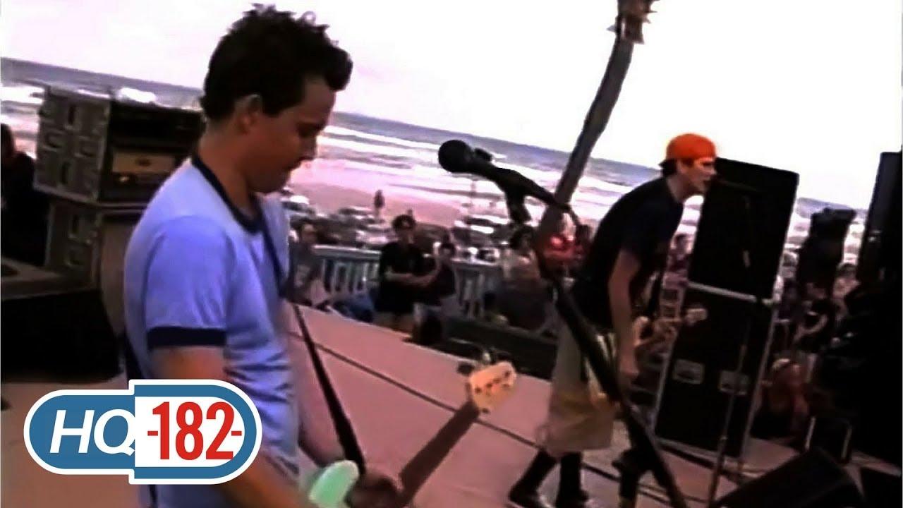 Blink 182 Daytona Beach 2000 Hq 60fps Youtube