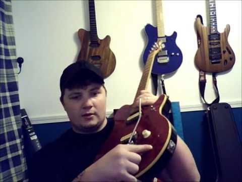 Musicman EVH walkthrough