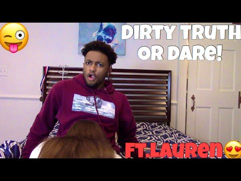 DIRTY TRUTH OR DARE 👅💦 | Davine Jay