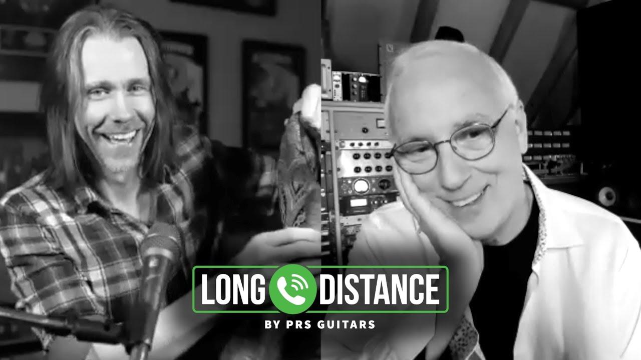 Long Distance: Paul Calls Myles Kennedy | PRS Guitars