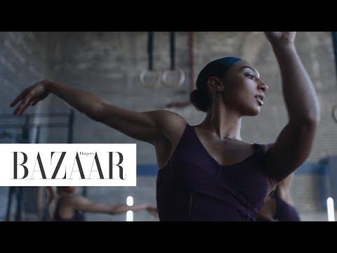 Hiplet Ballerinas x Jonathan Simkhai x Carbon38 | Harper