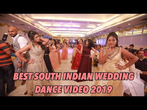 south-indian-wedding-dance-video-|-tamil-song-|-reception-dance-|-kanaiyazhi-|-couple-dance