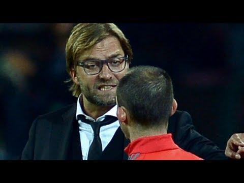 Sperre verdoppelt: Jürgen Klopp fehlt gegen Arsenal   Borussia Dortmund