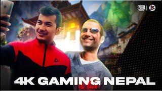 PUTIN DON DHOSTAI FUN/PUBG MOBILE//4K GAMING NEPAL IS LIVE