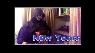 New Yrs Home Invasion: Parody-Spoof