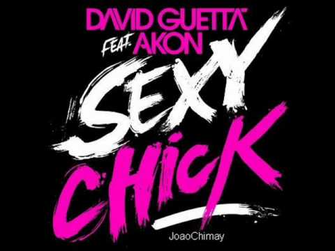 David Guetta feat. Akon -  Sexy Chick