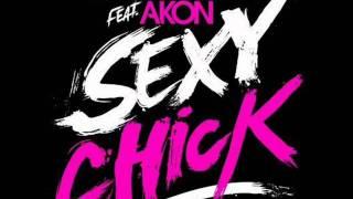 Скачать David Guetta Feat Akon Sexy Chick