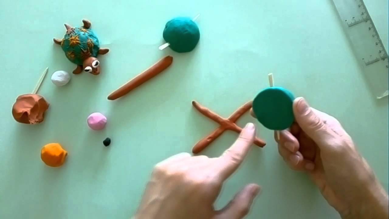Vídeos de plastilina Play-Doh: manualidades que …