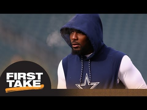 First Take debates whether the Cowboys should move on from Dez Bryant | First Take | ESPN