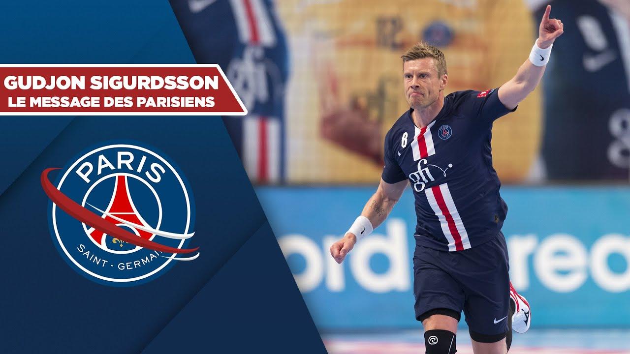Gudjon Sigurdsson : le message des Parisiens