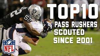 Top 10 Pass Rusher Prospects Since 2001 | Bucky Brooks | Move the Sticks | NFL