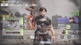 Why I Love this Gun FOREVER |QQ9 MELTING POINT Gameplay|COD Mobile/決勝時刻M