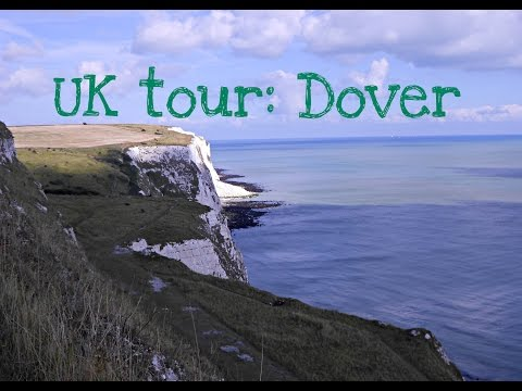 UK tour - White cliffs of Dover
