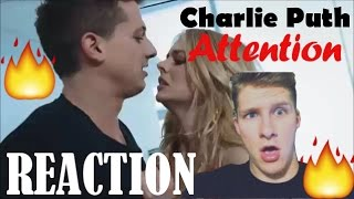 Download Lagu CHARLIE PUTH - ATTENTION (Official Video) REACTION!!! Mp3