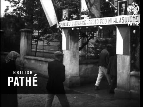 Elections To Parliament AKA Czechoslovakia Elections (1948)