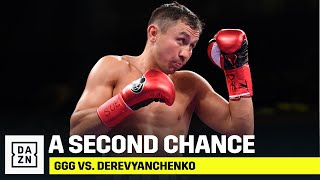 GGG vs. Derevyanchenko | A Second Chance At Middleweight Glory