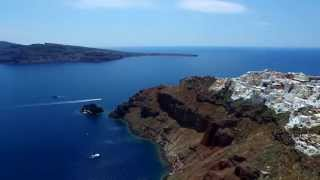 Aris Caves hotel  | Santorini - Oia(Teaser video from Aris Caves hotel presentation.... Coming soon.., 2015-06-10T16:13:43.000Z)